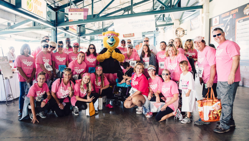 Susan G Komen's Race for the Cure Event 2018